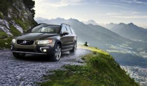 Volvo XC70 (MY 2014 onwards)