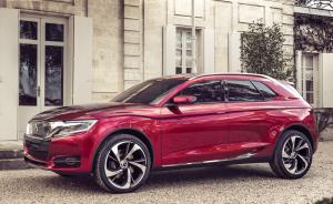 Citroen reveals new DS Wild Rubis concept for Shanghai