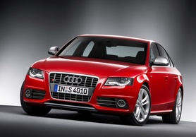 Paris debut for new supercharged V6 TFSI Audi S4