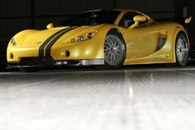 World Debut of the Ascari 625bhp A10