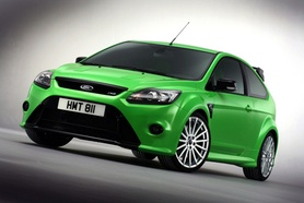 Over 1,000 orders for new Ford Focus RS