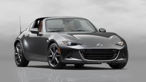 Mazda MX-5 RF debuts with retractable hardtop