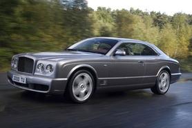 The new Bentley Brooklands