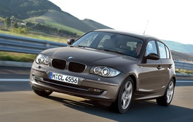 New three-door BMW 1 Series on sale spring 2007