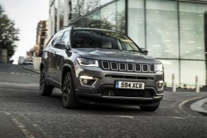 New Jeep Compass arrives February 2018, priced from £22,995