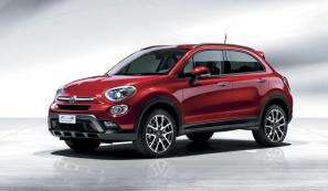New Fiat 500X unveiled in Paris