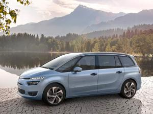 New Citroen Grand C4 Picasso