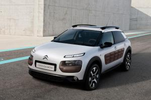 Citroen C4 Cactus revealed