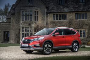 2015 Honda CR-V 1.6 i-DTEC 9-speed Auto Review