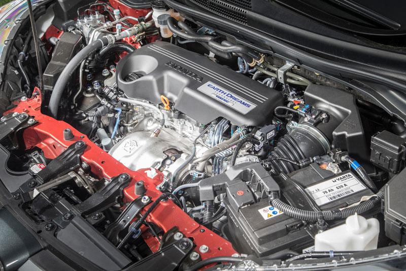 Honda CR-V 1 6 i-DTEC 9-speed Auto Review | TestDriven