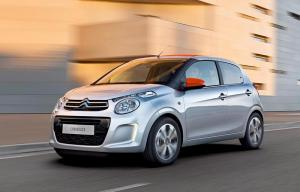 New Citroen C1 to be priced from £8,245