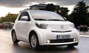 Prices and specifications announced for new Toyota iQ