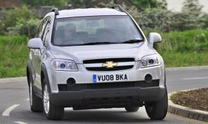 Chevrolet Captiva diesel available for the price of the petrol