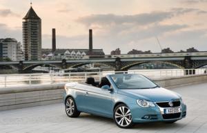 Volkswagen Eos range enhanced