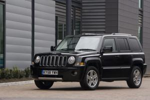 Special edition Jeep Patriot S-Limited unveiled