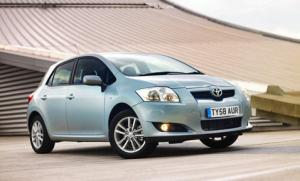 Toyota Auris gets new stop/start technology