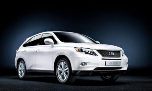 Lexus reveals the new RX 450h
