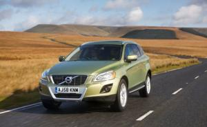 Volvo XC60 receives highest Euro NCAP rating for whiplash protection