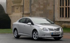 New Toyota Avensis prices announced