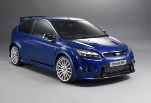 Prices announced for 2009 Ford Focus RS