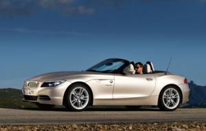 The new 2009 BMW Z4