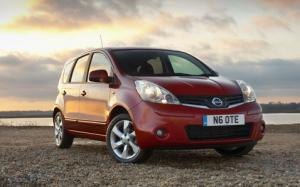 Changes for 2009 Nissan Note