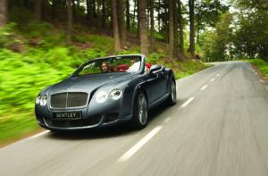New Bentley Continental GTC and GTC Speed