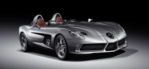 The new Mercedes-Benz SLR Stirling Moss