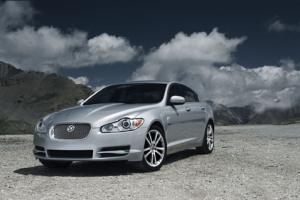 The new Jaguar XF Diesel S