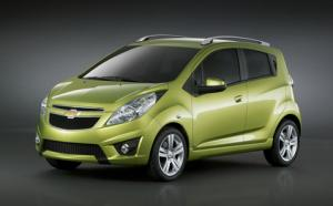 Chevrolet Spark and Orlando ready for 2010