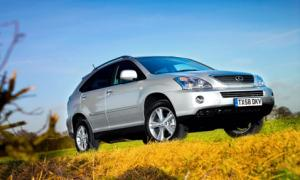2009 Lexus RX 400h Limited Editions