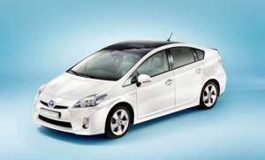 Next generation Toyota Prius unveiled