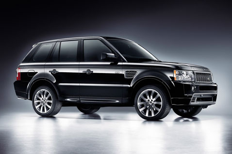Range Rover Sport 'Stormer Edition'   Archive   TestDriven