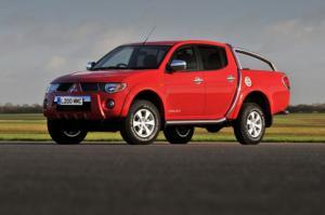 New Mitsubishi L200 Trojan Special Edition