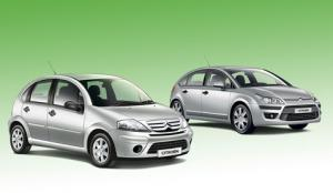 Citroen C3 and C4 Airdream+ special editions