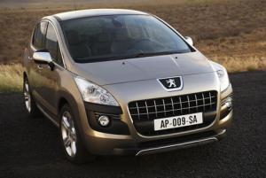 The new Peugeot 3008
