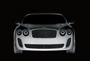 Extreme Bentley to debut at Geneva