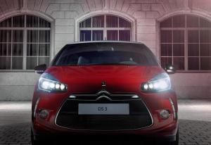 Citroen DS3 and DS3 Cabrio gain new lights, greater efficiency