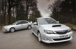 Subaru Impreza WRX now available at 1994 prices