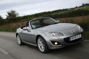 Upgraded Mazda MX-5 on sale from 1 April