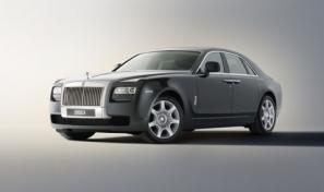 Rolls-Royce to unveil 200EX at Geneva