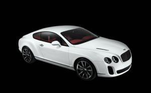 The new Bentley Continental Supersports