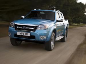 New Ford Ranger pick-up