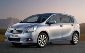 New Toyota Verso to debut at Geneva