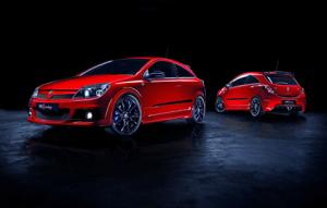 Vauxhall Corsa and Astra VX Racing Editions