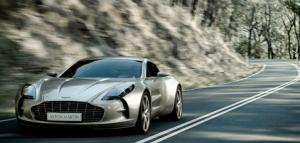 Aston Martin Reveals Spectacular One-77