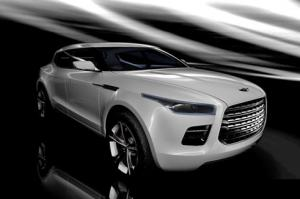 Aston Martin to revive Lagonda