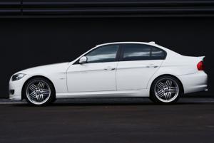 The new BMW ALPINA D3 Bi-Turbo Saloon