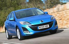 New Mazda3 on sale from May 2009