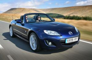 2009 Mazda MX-5 on sale now